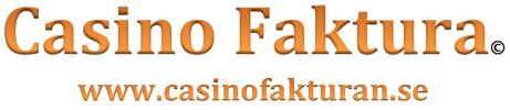 Casino faktura Logo
